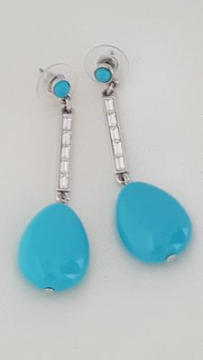Nolan Miller - earrings - Vintage