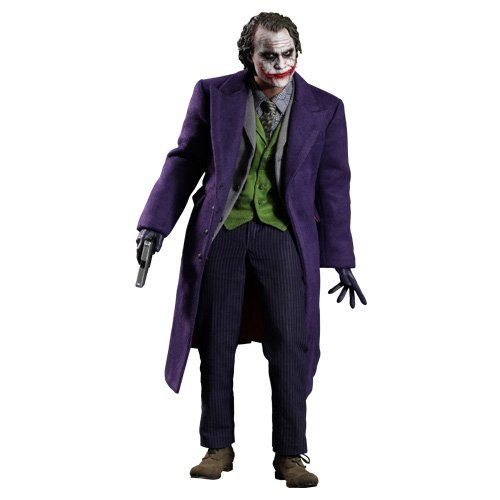 Joker Statue 1/6 Scale and Sealed Bluray