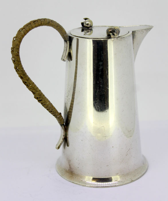 Antique Victorian Silver Plate Kettle, By Barker Bros, Birmingham C.1890
