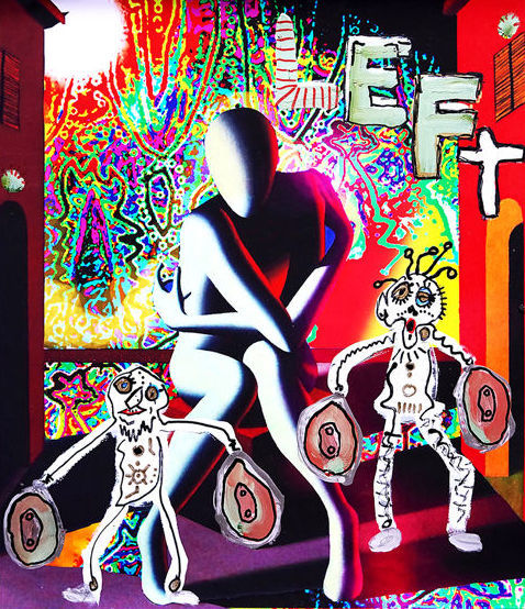 Kostabi, Mark - Kostabi, Paul - Esposito, Tony - Psychedelic Solution