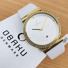Obaku - Ladies Danish Dress Watch  - Dame - 2011-nå