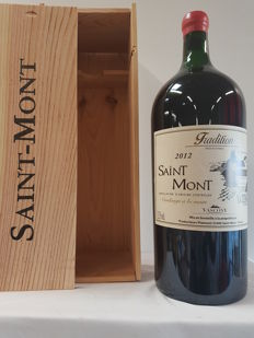 2012 - Saint Mont - Appellation Origine Controlled - Tradition - 1 Imperial 600 cl