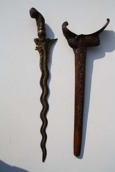 Keris - Indonesia - end of the 20th century