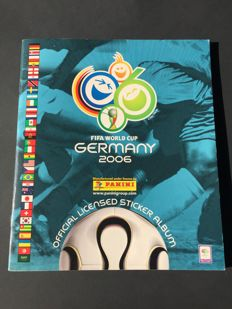 Panini - World Cup 2006 Germany - Dutch Western Europe Edition - Complete album including the poster