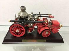 Franklin Mint - Scale 1/24 - Christie Front Drive Steamer 1912