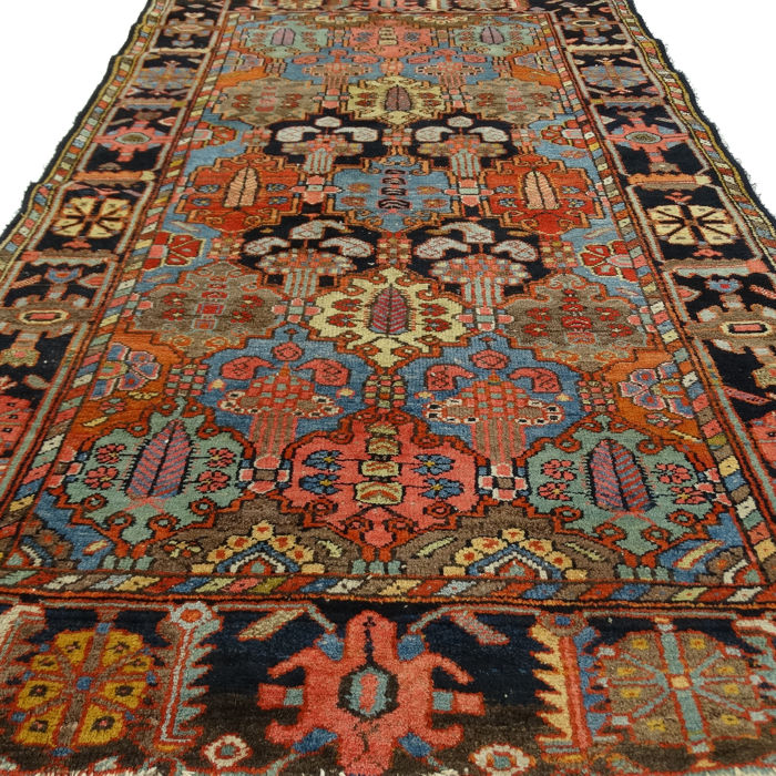 Semi-antique Hamadan - 191 x 124 cm