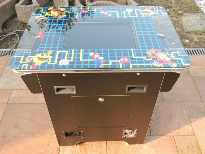 Arcade Coffee Table.Arcade Cocktail Table Video Game Machine 60 Games In 1 Catawiki