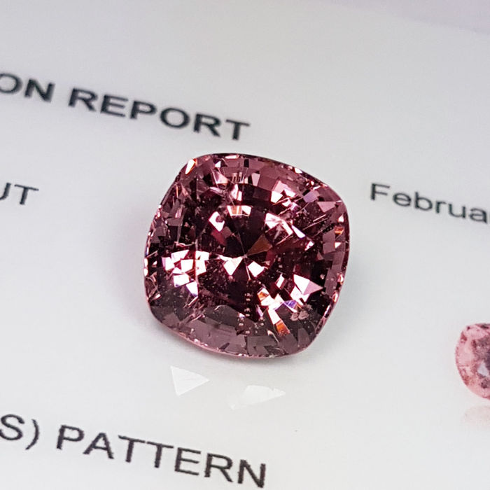 Pink Spinel  - 5.17 ct