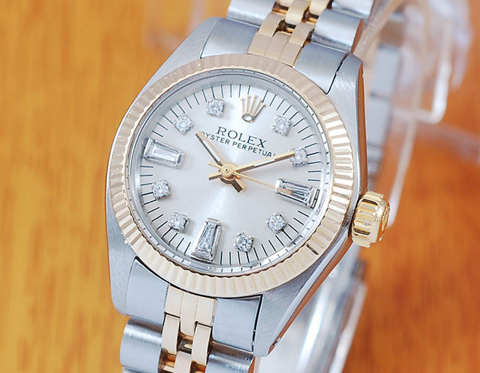 Rolex -  Oyster Perpetual - 6719 - Mujer - 1980 - 1989