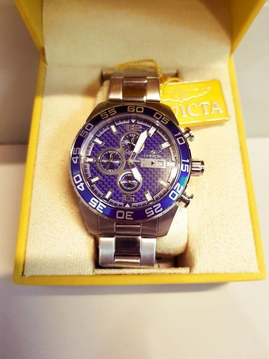 Invicta - 21376 Flame Fusion - Specialty Edition Chronograph - Heren - 2011-heden