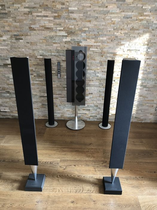 B&O - Wireless Dreamset - Beosound 9000 + Beolab 8000 + Beolab 6000  - Hi-Fi set