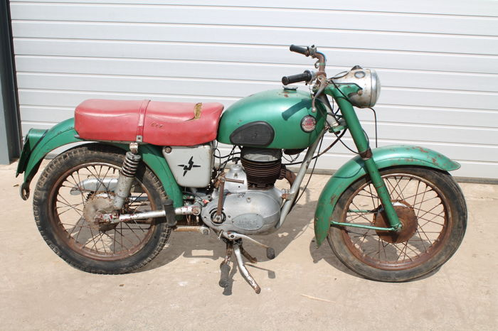 James - Colonel - 225 cc - 1957