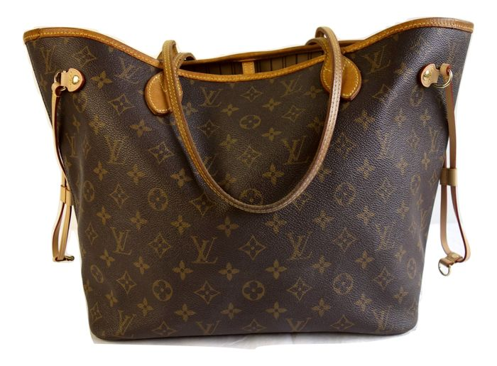 8e84c44aa Louis Vuitton - Neverfull GM Shopper bag - Catawiki