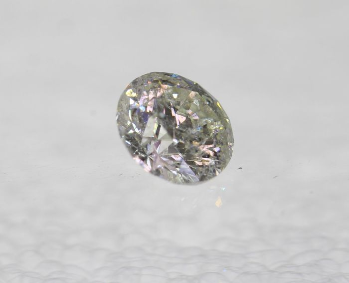 Diamond 0.75 Carat Natural H Colour SI2 Clarity - DG2635 - NO RESERVE PRICE