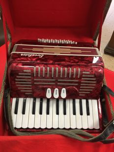 EXCELSIOR ACCORDION, MADE IN ITALY