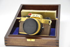 Lecia Gold R4 + 50mm F1.4 - in new condition