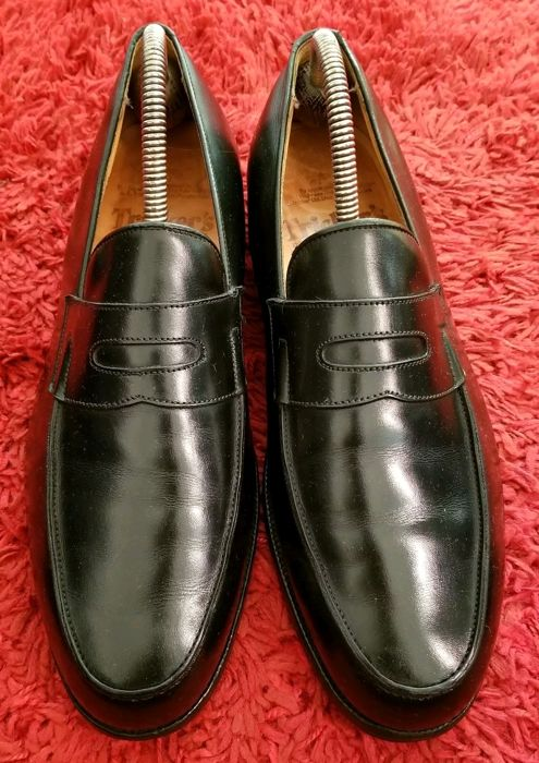 Tricker's - Black loafers