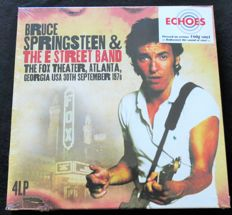 Bruce Springsteen and the E-Street Band ‎– The Fox Theatre, Atlanta, Georgia USA 30th September 1978 * THE BOSS on 4LP 180 gram Box Set! *