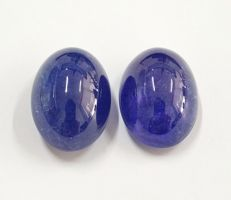 Tanzanite Deep Blue 40.28 ct
