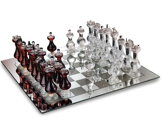 "Real Chess Set ""Mazzetti d'Altavilla"""
