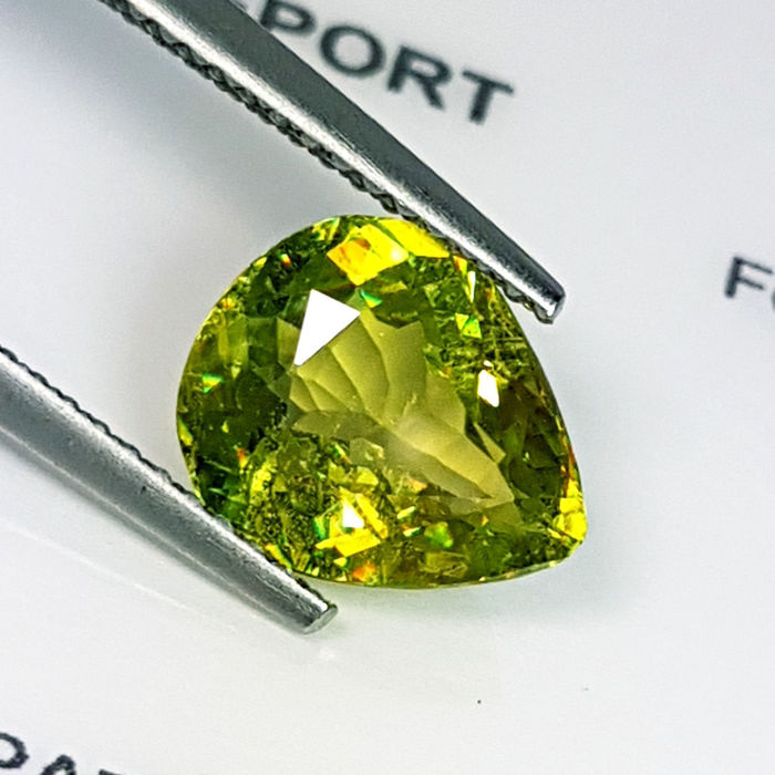 Sphene - 2.23 ct