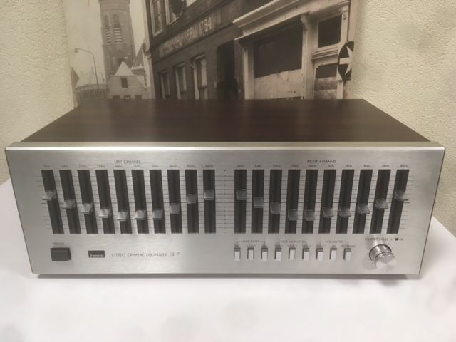 sansui se 7 graphic equalizer catawiki sansui se 7 graphic equalizer catawiki