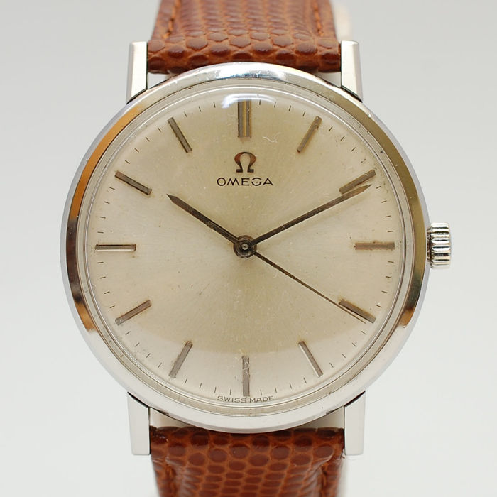 Omega - Dress Watch - 131019 - Heren - 1950-1959