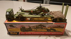 Dinky Toys - AEC Artic Transporter with Helicopter No.618