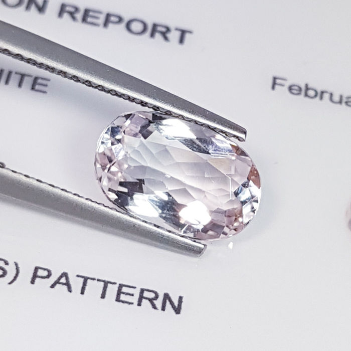 Morganite - 2.57 ct