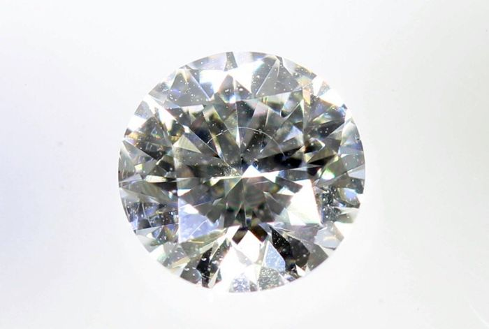 AIG Diamond - 0.24 ct - F, VS1 -  * NO RESERVE PRICE *