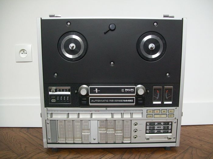 Philips N4450 tape recorder