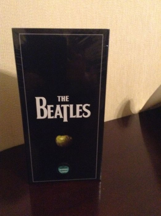 The Beatles Remastered Stereo CD Box Set