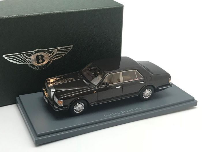 Neo Scale Models - Scale 1/43 - Bentley Mulsanne