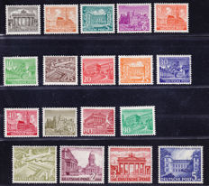 Berlin, Germany 1949/1951 - Collection , SG- B61-B87
