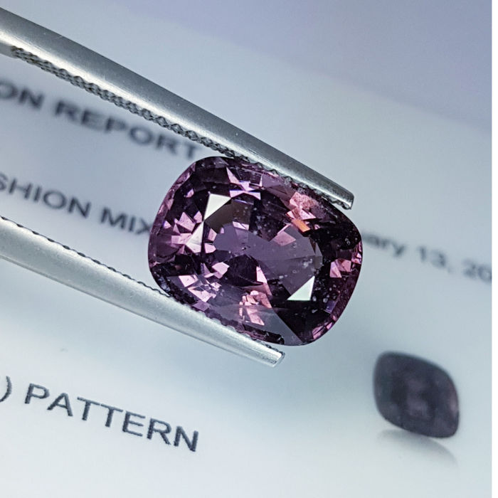 Spinel  - 4.90 ct