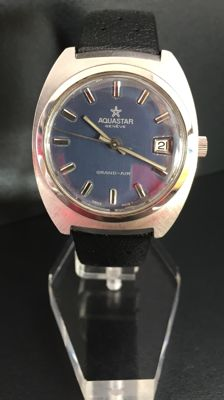 Aquastar - Grand Air - Calibre AS 1903 - Men - 1970-1979