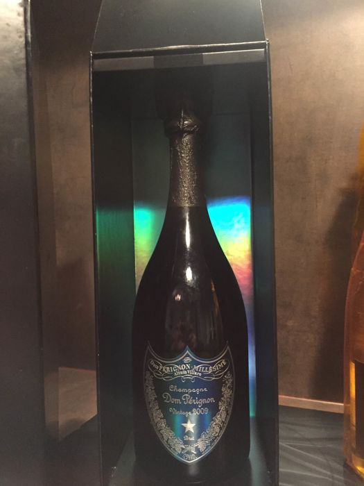 2009 Dom Perignon Champagne limited edition Tokujin Yoshioka - 1 bottle in original box