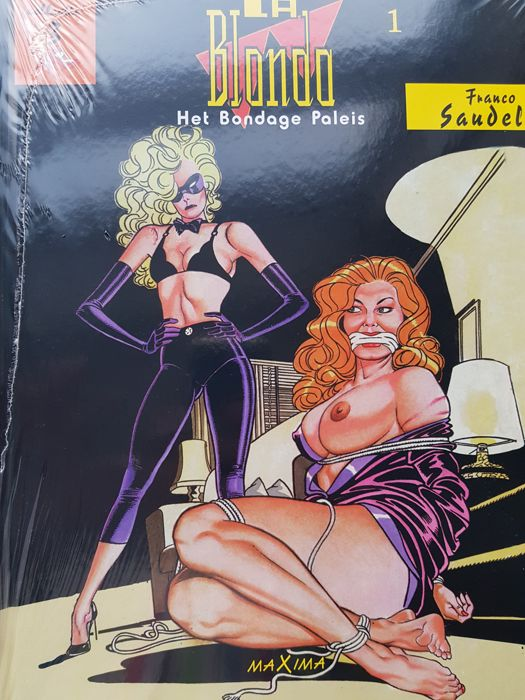 Comics for adults - 50 albums - hc/sc - first edition (1995/2010)