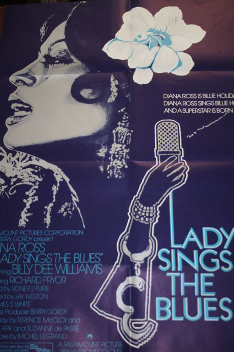 Diana Ross ], The lady sings Blues - 1973