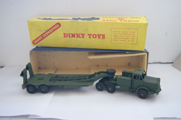 Dinky Supertoys - Scale 1  48