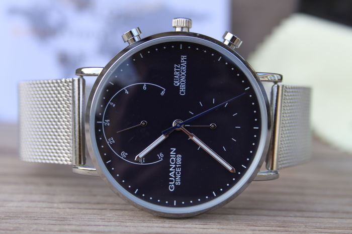 Guanqin - Chronograph - Heren - 2011-heden