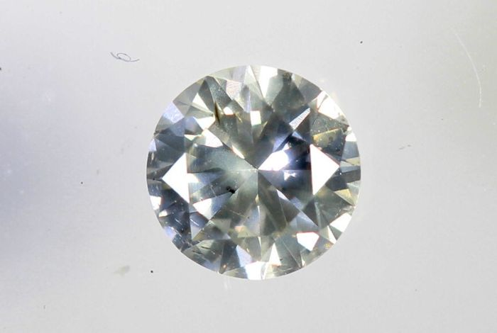 AIG Diamond - 0.14 ct - G, I1-  * NO RESERVE PRICE *