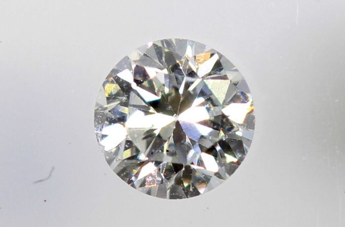 AIG Diamant - 0.13  ct - F , SI1-  * NO RESERVE PRICE *