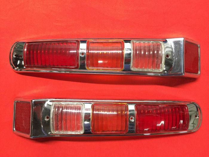 Mercedes-Benz 300 SL w198 Roadster - taillights