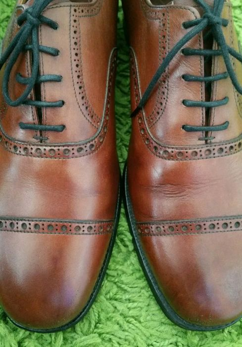 Crockett & Jones Moorgate - Derby lace-up