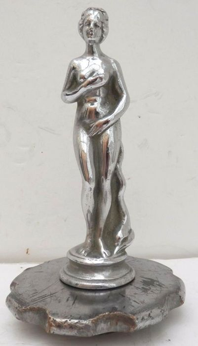 'Nudo' - Car mascot hood ornament - UK, 1930-40