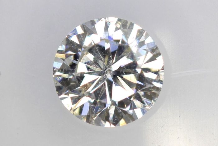 AIG Sealed Diamond - 0.30 ct - F, SI2