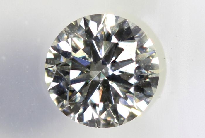 AIG Sealed Diamant - 0.43 ct - H , SI1 - Excellent Cut