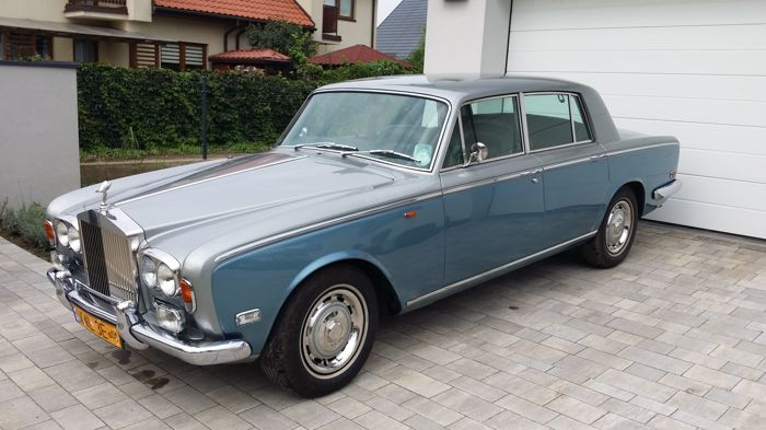 Rolls-Royce - Silver Shadow - 1973