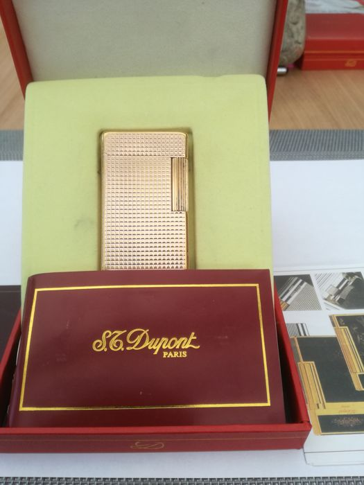 The classic among the classics of S.T.Dupont from the 1970/80s